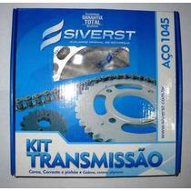 Kit Transmision Cg Titan 150 Siverst Brasil En Freeway Motos