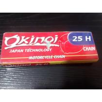 Cadena Distribucion Okinoi 25hx86 Honda C90