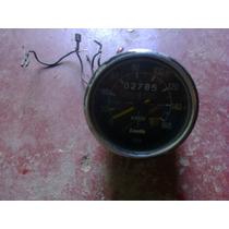 Zanella 200 - Velocimetro