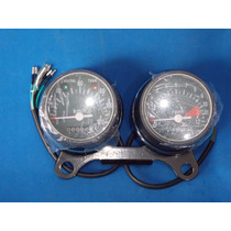 Tablero Completo Velocímetro Honda Cg / Cd 125 Dos Relojes