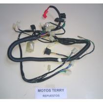 Instalacion Electrica Zanella Zb 110 - Motos Terry Z04