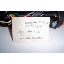 Instalacion Electrica Gilera Macho Rastrojero Moto Antigua
