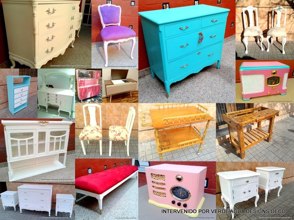 Compro muebles antiguos para restaurar idea creativa della casa e dell 39 interior design - Restauracion de muebles ...