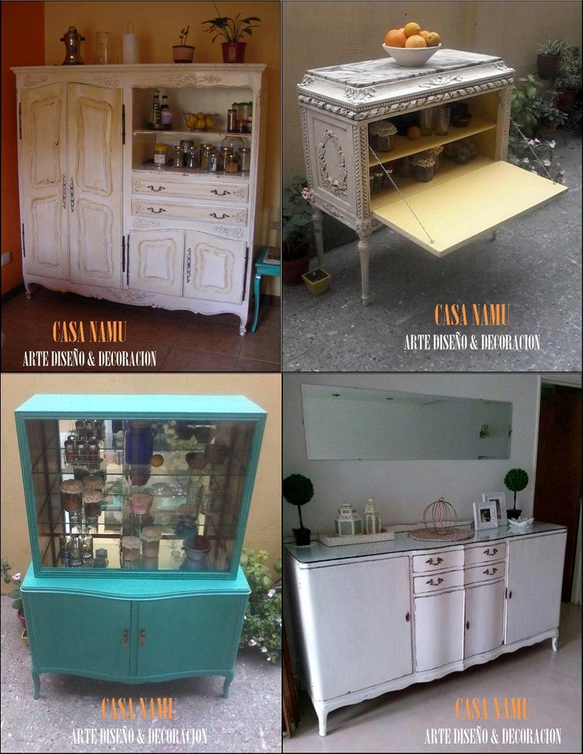 Restauración Patinados Decapados Laqueados Muebles Casa ...