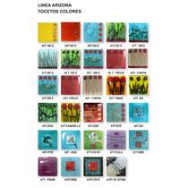 Pack 10 Tocetos- Azulejos En Vidrio Fundido - Guardas -