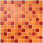 Revestimiento - Venecitas De Vidrio Cristal 30x30 Misiones