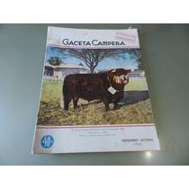 Antigua Revista La Gaceta Campera