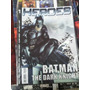 Revista Heroes # 1 Batman The Dark Knight Zona Devoto