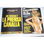 Los Sofistas Y La Prensa Canalla Varela Cid 2 Revistas Lote