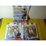 Revista Weekend Lote De Nº 496 + 497 + 488 Pesca Y Familia