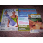 Revistas Yoga Journal - Shiatsu - Medicinas Alternativas