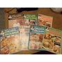 Lote 7 Revistas Curso De Cocina De Chichita De Erquiaga 1984