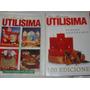 Artesanias Y Manualidades De Navidad, Lote De 12 Revistas