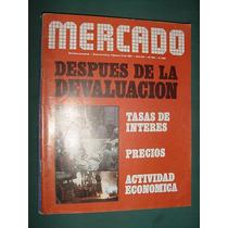 Revista Mercado 592 Tasas Interes Precios Actividad Economia