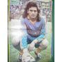 Poster Original Futbol Boca Juniors Claudio Cabrera