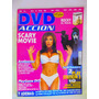Revista Dvd Accion Nro 3 Scary Movie El Cine En Casa