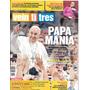 Revista Veintitres Julio 2015 Papa Francisco Miguel Sola