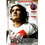 Revista Fox Sports 11. Abril 2008. Ariel Ortega