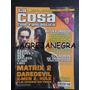 Revista La Cosa Nº 84 Matrix 2 Daredevil Hulk X-men 2