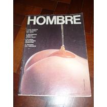 Antigua Revista Hombre Nº 7 Sexo Adultos 1984 Editor Perfil
