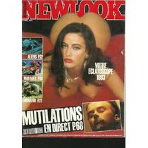 Revista Para Hombres Masculina Newlook Febrero 1993