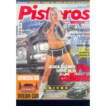 Revista Para Hombres Adultos Pisteros N° 6 Jesica Cusnier