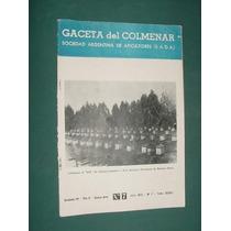 Revista Gaceta Del Colmenar 7 -7/75- Apicultura Abejas