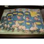 Lamina De Boca Juniors Campeon 1954 Szw