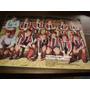 Lamina De Chacarita Juniors Campeon Metropolitano 1969