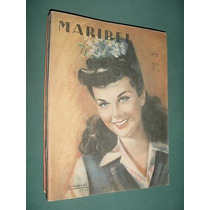 Revista Maribel 632 Titeres Mary Chase Wiest Walter Huston
