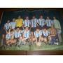 El Gráfico 1962 - Poster Argentina Campeon Sudamericano 1957