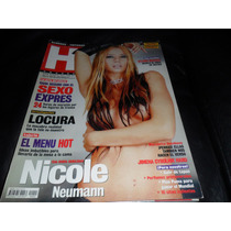 Revista Hombre Nicole Neumann Numero 03