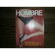 Revista Hombre Año 2 Nº 17 Abril 1985 No Penthouse Playboy