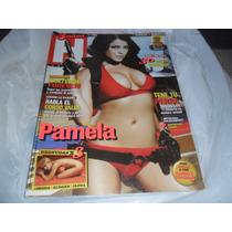 Revista Hombre Pamela David
