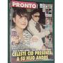 Revista Pronto 423 Maradona Celeste Cid Rock Baglietto