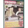 Revista Pronto 473 Sandro Maradona Carlos Tevez Angie Cepeda