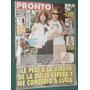 Revista Pronto 445 Panam Sanz Luisana Lopilato Alejandro San