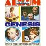 Album Pelo Genesis Phil Collins Revista Especial Con Poster