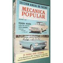 Revista Mecanica Popular Dic59 Autos Falcon Valiant Corvair
