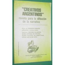 Revista Creativos Argentinos 2 Ernesto Sabato Pagano Blaiste