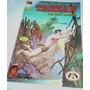 Antigua Revista Comics Tarzan De Los Monos