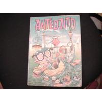 Revista Anteojito Decada Del 60 Con El Trole Ingles.