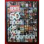 Libro 50 Años De Vida Argentina De La Revista Gente 1974
