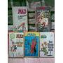 Revista Mad Lote X5 Libros De Bolsillo En Español Mira!!!!!!
