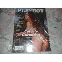 Revista Playboy Celeste Gonzalez