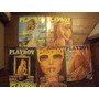 Lote De 7 Revistas Playboy