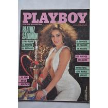 Playboy Argentina N 27 1987 Beatriz Salomon Sexo Y Politica