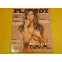 Revista Playboy Argentina #9 Set 2006 Maria Susini Desnu
