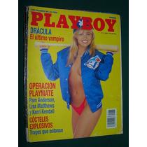 Revista Playboy España 171 Dracula Anderson Kendall Matthews