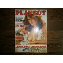 Revista Playboy Española Mayo 1984 No Penthouse Hustler Oui